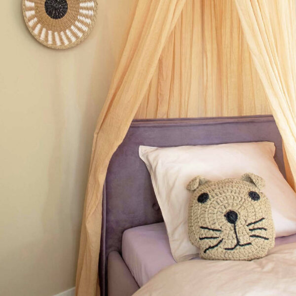 Animal kussen Cat van KidsDepot - My Little Carpet