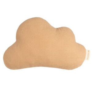 Cloud Wolk Kussen Nude van Nobodinoz - My Little Carpet