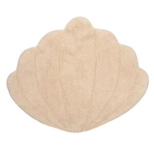 Vloerkleed Sea Shell Warm Sand van That's Mine - My Little Carpet