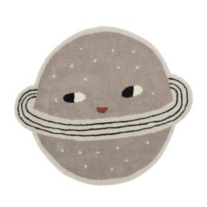 Vloerkleed Planet van OYOY - My Little Carpet