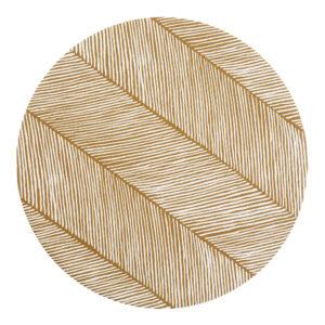 Knoeimat, Clean Wean Mat, Sandy Lines Sand Castle van Toddlekind - My Little Carpet