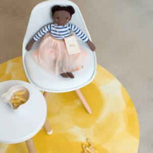 Knoeimat, Clean Wean Mat, Ammil Sunshine van Toddlekind - My Little Carpet