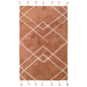 Vloerkleed Lassa Toffee van Nattiot - My Little Carpet