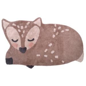 Vloerkleed Little Deer van Nattiot - My Little Carpet