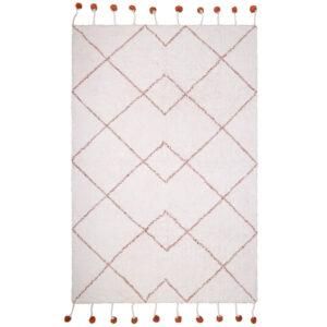 Vloerkleed Tanvi Natural Amber van Nattiot - My Little Carpet