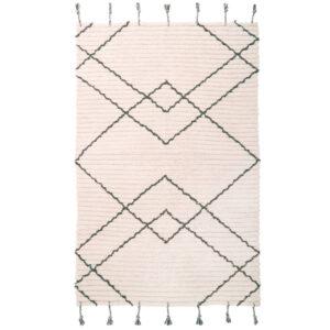 Vloerkleed Viktor Choco van Nattiot - My Little Carpet