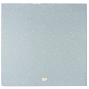 Speelkleed Colorado, Willow Soft Blue van Nobodinoz - My Little Carpet