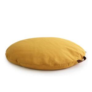 Zitzak Beanbag Sahara Farniente Yellow van Toddlekind - My Little Carpet