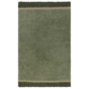 Vloerkleed Gus Green van Tapis Petit - My Little Carpet