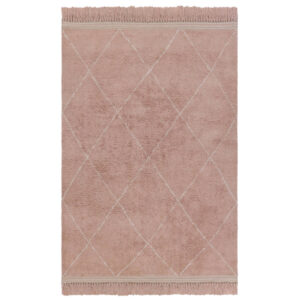 Vloerkleed Milou Pink van Tapis Petit - My Little Carpet