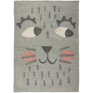 Vloerkleed Ralph The Cat van Nattiot - My Little Carpet