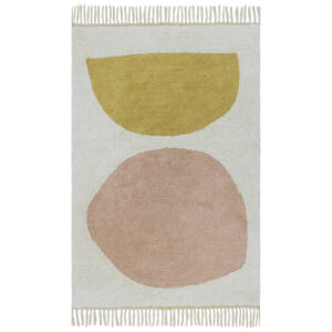 Vloerkleed Simply Art van Tapis Petit - My Little Carpet