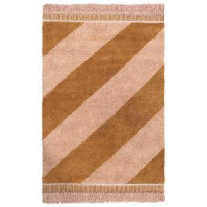 Vloerkleed Tim Pink van Tapis Petit - My Little Carpet