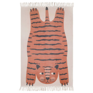 Vloerkleed Dajala Tiger Stonewashed van Nattiot - My Little Carpet