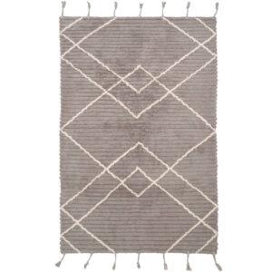Vloerkleed Lassa Stone van Nattiot - My Little Carpet